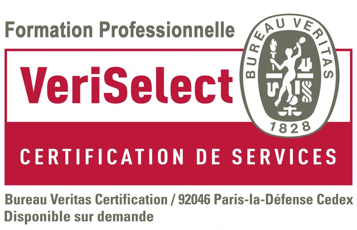 Certification de l'Institut : label de qualité Véritas de nos préparations. Prépa concours A, B, C Douane Paris, Toulouse, Lyon, Bordeaux, Lille...